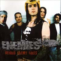 [Enemies SWE Behind Enemy Lines Album Cover]