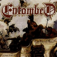 [Entombed Serpent Saints - The Ten Amendments Album Cover]