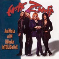 Enuff Z'Nuff Animals with Human Intelligence Album Cover