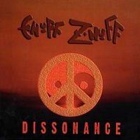 [Enuff Z'Nuff Dissonance Album Cover]