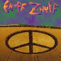 Enuff Z'Nuff Question Mark Album Cover