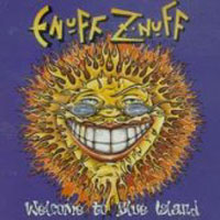 [Enuff Z'Nuff Welcome To Blue Island Album Cover]