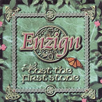 [Enzign Cast the First Stone Album Cover]