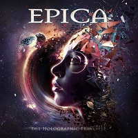 [Epica The Holographic Principle Album Cover]