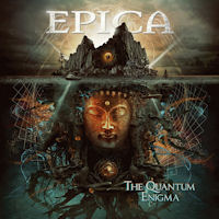 [Epica The Quantum Enigma Album Cover]