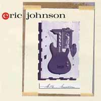 [Eric Johnson Ah Via Musicom Album Cover]