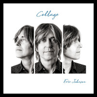Eric Johnson Collage Album Cover