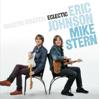 [Eric Johnson Eclectic Album Cover]