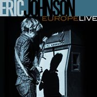 [Eric Johnson Europe Live Album Cover]
