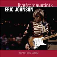 [Eric Johnson Live From Austin, TX Album Cover]
