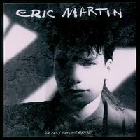 Eric Martin I'm Only Fooling Myself Album Cover