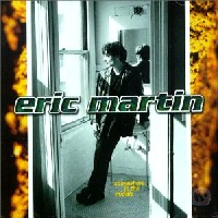 [Eric Martin Somewhere In The Middle Album Cover]