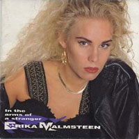Erika In The Arms Of A Stranger Album Cover