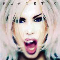 [Erika Planet X Album Cover]