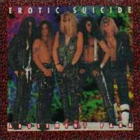 Erotic Suicide Abusement Park Album Cover