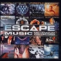 [Compilations Escape Music Millenium Collection Album Cover]