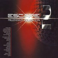 [Compilations Escape Millenium Collection 2 Album Cover]