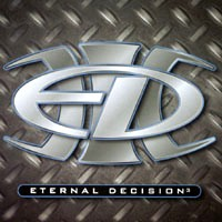 [Eternal Decision CD COVER]