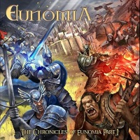 [Eunomia The Chronicles Of Eunomia Part 1 Album Cover]