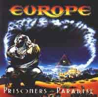 [Europe Prisoners in Paradise Album Cover]