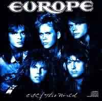 Europe Out Of This World Album Cover