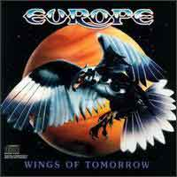 [Europe Wings Of Tomorrow Album Cover]