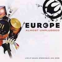 [Europe Almost Unplugged Album Cover]