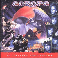 [Europe Definitive Collection Album Cover]