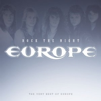 [Europe Rock The Night - The Very Best Of Europe Album Cover]
