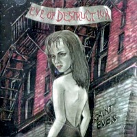 [Saint Eves Eve of Destruction Album Cover]