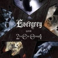[Evergrey A Night to Remember, Live 2004 Album Cover]