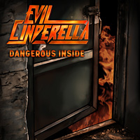 Evil Cinderella Dangerous Inside Album Cover