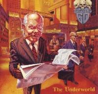 [EvilDead The Underworld Album Cover]