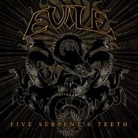 [Evile Five Serpent's Teeth Album Cover]