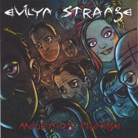 [Evilyn Strange Mourning Phoebe Album Cover]