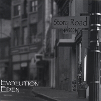 [Evolution Eden Story Road Album Cover]
