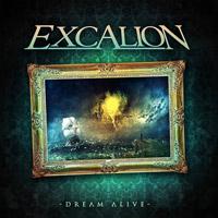 [Excalion Dream Alive Album Cover]