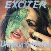 [Exciter Unveiling the Wicked Album Cover]