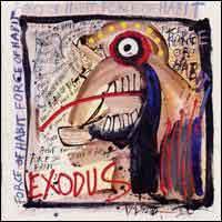 [Exodus Force of Habit Album Cover]