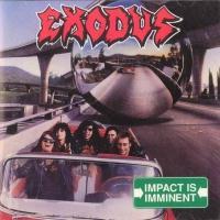 [Exodus Impact Is Imminent Album Cover]