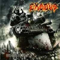 [Exodus Shovel Headed Kill Machine Album Cover]