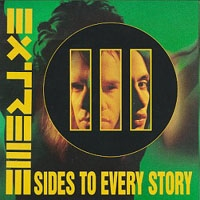 [Extreme III Sides to Every Story Album Cover]