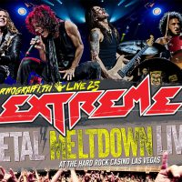 [Extreme Pornograffitti Live 25: Metal Meltdown Album Cover]