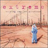 [Extreme Waiting for the Punchline Album Cover]