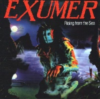[Exumer Rising from the Sea Album Cover]