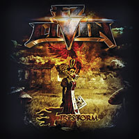 [EZ Livin Firestorm Album Cover]