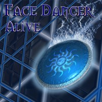 [Face Dancer Alive Album Cover]