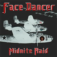 [Face Dancer Midnite Raid Album Cover]