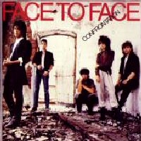 [Face to Face Confrontation Album Cover]