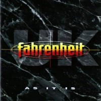 [Fahrenheit UK As It Is Album Cover]